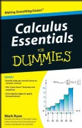 Calculus Essentials for Dummies (Paperback)