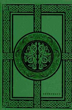 Celtic Address Book: Green (Address book)