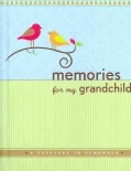 Memories for My Grandchild: A Keepsake to Remember (Address book)
