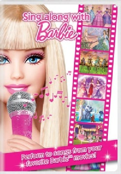 Sing  Along  With  Barbie DVD P