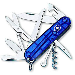 Victorinox Swiss Army Huntsman 16-tool Pocket Knife