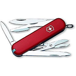 Victorinox Swiss Army Executive 10-tool Red Pocket Knife
