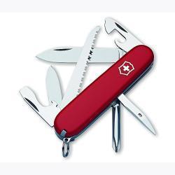 Victorinox Swiss Army Hiker Red Pocket Knife