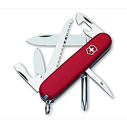 Victorinox Swiss Army 'Hiker' 14-tool Red Pocket Knife