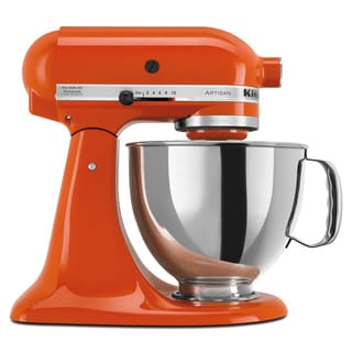 KitchenAid KSM150PSPN Persimmon 5-quart Artisan Tilt-Head Stand Mixer **with Cash Rebate**