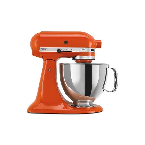 KitchenAid KSM150PSPN Persimmon 5-quart Artisan Tilt-Head Stand Mixer **with Rebate**