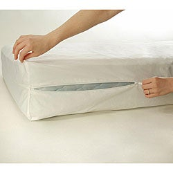 Bed Bug and Dust Mite Proof 12-inch Twin XL-size Mattress Protector