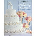 Wilton Books 'Wedding Cakes A Romantic Portfolio' Cookbook