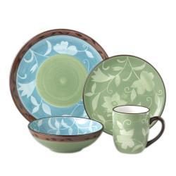 Pfaltzgraff Patio Garden 32-piece Dinnerware Set