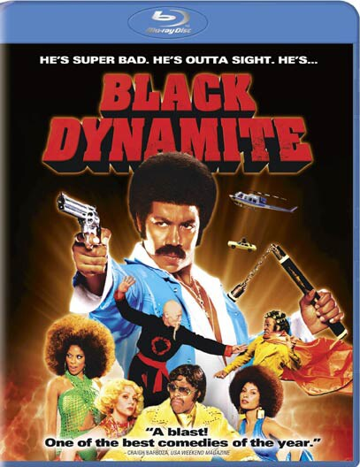 Black Dynamite (Blu-ray Disc)