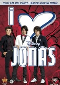 Jonas Vol. 2: I Heart Jonas (DVD)