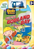 Bob The Builder: Building Bobland Bay (With Toy) (DVD)
