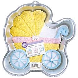 Wilton 'Baby Buggy' Novelty Cake Pan