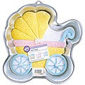 Wilton 'Baby Buggy' Novelty Cake Pan