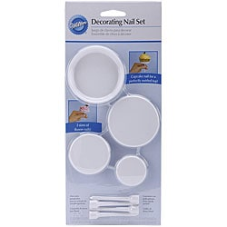Wilton Decorating Nails (Pack of 3)