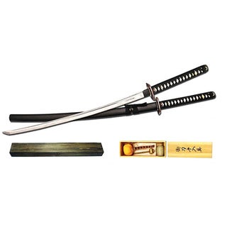 Hand-forged Japanese Samurai 41-inch Sword