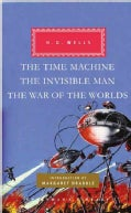 The Time Machine/ The Invisible Man/ The War of the Worlds (Hardcover)