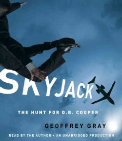 Skyjack: The Hunt for D. B. Cooper (CD-Audio)
