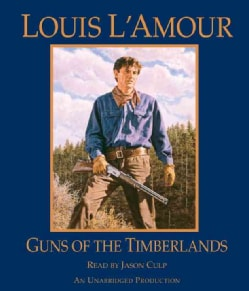 Guns of the Timberlands (CD-Audio)