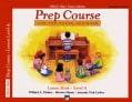Alfred's Basic Piano Piano Library Prep Course Lesson Book, Level A: For the Young Beginner (Paperback)