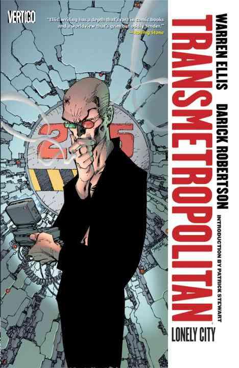 Transmetropolitan 5: Lonely City (Paperback)
