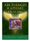 Archangel Raphael Healing Oracle Cards: A 44-Card Deck and Guidebook (Cards)