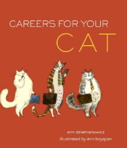 Careers for Your Cat (Hardcover)