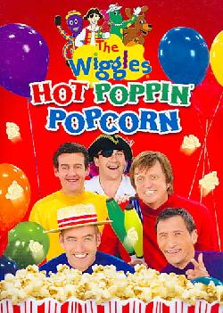 The Wiggles: Hot Poppin' Popcorn' (DVD)