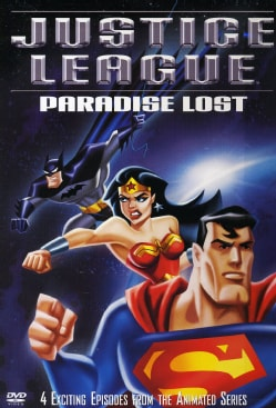 Justice League:Paradise Lost (DVD)