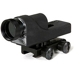 Trijicon 4.0 MOA Amber Dot Flattop Adapter Reflex Sight