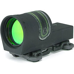 Trijicon Reflex Sight with 6.5 MOA Amber Dot and A.R.M.S Mount