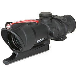 Trijicon 4x32mm ACOG with Illuminated Red Triangle 223 Reticle