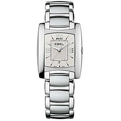 Ebel Women's 1215774 Brasilia Stainless Steel Watch