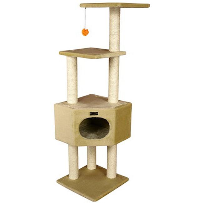 Armarkat Cat Tree Pet Furniture Condo Overstock Shopping