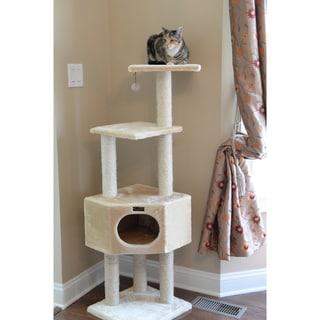 Armarkat Cat Tree Pet Furniture Condo