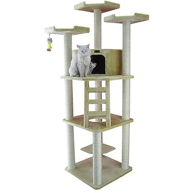 Armarkat Cat Tree Tower Pet Furniture Condo