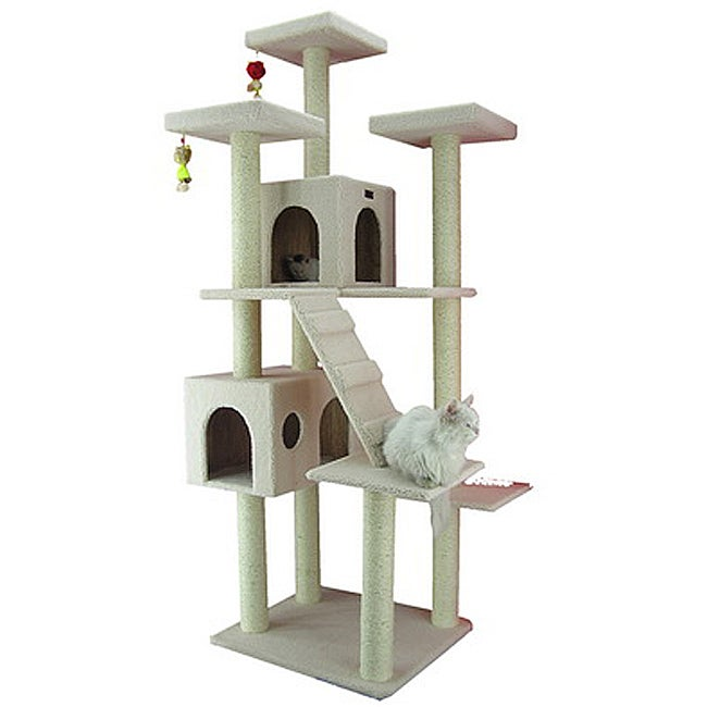Armarkat Cat Tree Condo Scratcher Model B7701