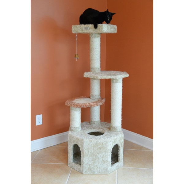 Armarkat Premium Cat Tree Tower