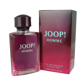 Joop! Homme Men's 4.2-ounce Eau de Toilette Spray