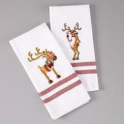Amazing Designs' Reindeer I/ Madeira 18-spool Thread Kit