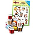 Amazing Designs' Reindeer I/ Madeira 18-spool Thread Kit
