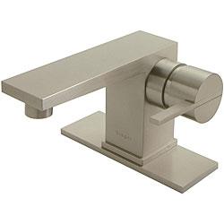 Square Lavatory Faucet