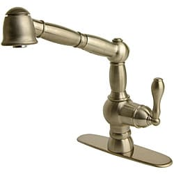 Monticchio Pull-out Kitchen Faucet