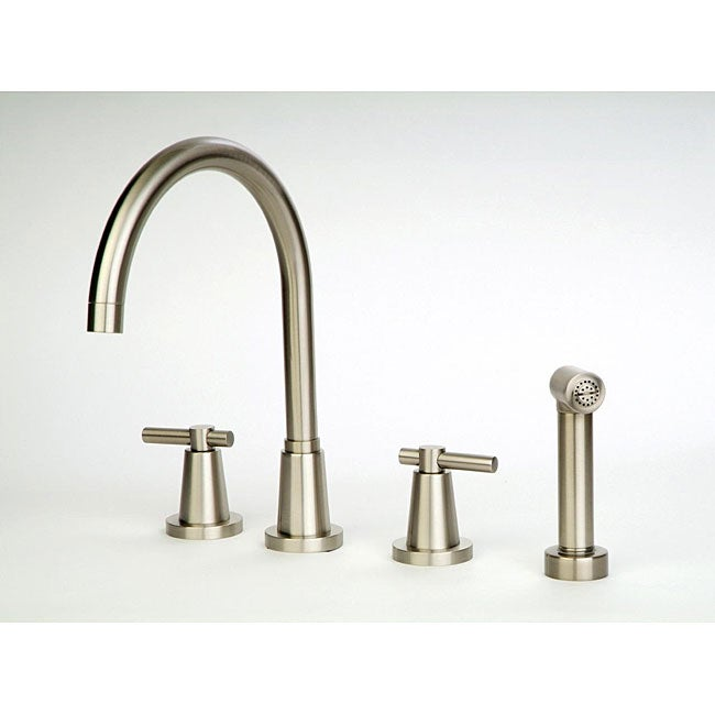 Dolo Kitchen Faucet with Side Spray