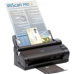 I.R.I.S IRIScan Sheetfed Scanner - 600 dpi Optical