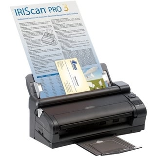 I.R.I.S. IRIScan Sheetfed Scanner - 600 dpi Optical
