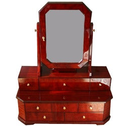Jewelry Collection Box/Vanity Mirror