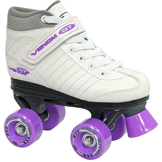 Roller Derby Venom Girls' Quad Skate