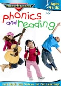 Rock 'N Learn: Phonics & Reading (DVD)