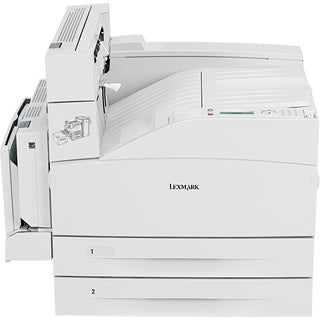 Lexmark W850N Laser Printer - Monochrome - 1200 x 1200 dpi Print - Pl
